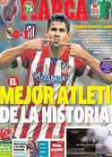 Portada diario Marca del 29 de Septiembre de 2013