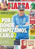Portada diario Marca del 30 de Septiembre de 2013