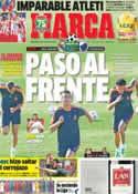 Portada diario Marca del 2 de Octubre de 2013