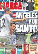 Portada diario Marca del 3 de Octubre de 2013
