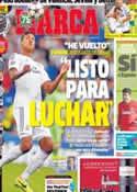 Portada diario Marca del 4 de Octubre de 2013
