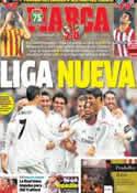 Portada diario Marca del 20 de Octubre de 2013