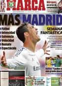 Portada diario Marca del 21 de Octubre de 2013