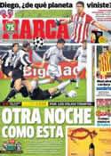 Portada diario Marca del 23 de Octubre de 2013