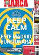 Portada diario Marca del 28 de Octubre de 2013