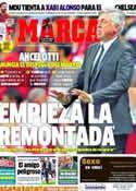 Portada diario Marca del 29 de Octubre de 2013