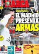 Portada diario Marca del 31 de Octubre de 2013