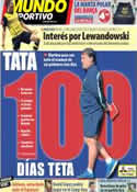 Portada Mundo Deportivo del 31 de Octubre de 2013