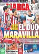 Portada diario Marca del 4 de Noviembre de 2013