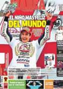 Portada diario Marca del 11 de Noviembre de 2013