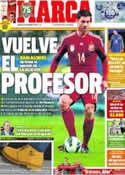 Portada diario Marca del 14 de Noviembre de 2013
