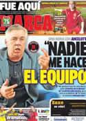 Portada diario Marca del 19 de Noviembre de 2013