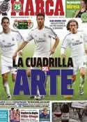 Portada diario Marca del 30 de Noviembre de 2013