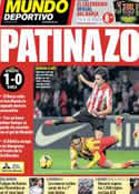 Portada Mundo Deportivo del 2 de Diciembre de 2013