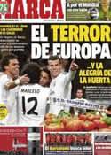 Portada diario Marca del 4 de Diciembre de 2013