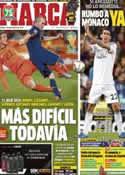 Portada diario Marca del 7 de Diciembre de 2013