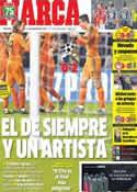 Portada diario Marca del 11 de Diciembre de 2013