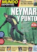 Portada Mundo Deportivo del 11 de Diciembre de 2013