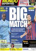 Portada Mundo Deportivo del 17 de Diciembre de 2013