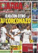 Portada diario Marca del 18 de Diciembre de 2013