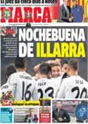 Portada diario Marca del 19 de Diciembre de 2013