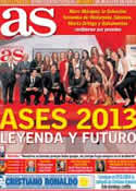 Portada diario AS del 20 de Diciembre de 2013