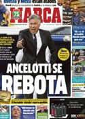 Portada diario Marca del 20 de Diciembre de 2013