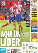 Portada diario Marca del 22 de Diciembre de 2013