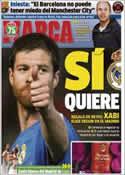 Portada diario Marca del 28 de Diciembre de 2013