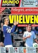 Portada Mundo Deportivo del 28 de Diciembre de 2013