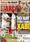 Portada diario Marca del 29 de Diciembre de 2013