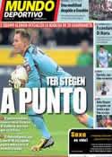 Portada Mundo Deportivo del 7 de Enero de 2014