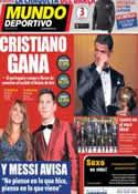 Portada Mundo Deportivo del 14 de Enero de 2014