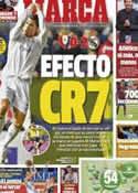 Portada diario Marca del 16 de Enero de 2014