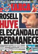 Portada diario Marca del 24 de Enero de 2014