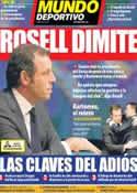 Portada Mundo Deportivo del 24 de Enero de 2014