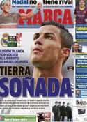 Portada diario Marca del 25 de Enero de 2014