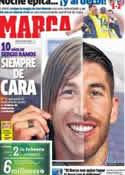 Portada diario Marca del 30 de Enero de 2014