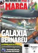 Portada diario Marca del 1 de Febrero de 2014