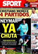Portada diario Sport del 4 de Febrero de 2014