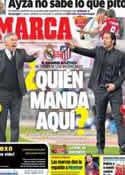 Portada diario Marca del 5 de Febrero de 2014
