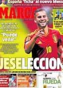 Portada diario Marca del 7 de Febrero de 2014