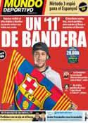 Portada Mundo Deportivo del 15 de Febrero de 2014