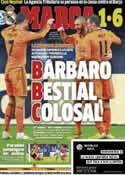Portada diario Marca del 27 de Febrero de 2014
