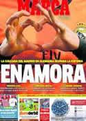 Portada diario Marca del 28 de Febrero de 2014