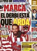 Portada diario Marca del 1 de Marzo de 2014