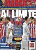 Portada diario Marca del 3 de Marzo de 2014