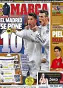 Portada diario Marca del 4 de Marzo de 2014
