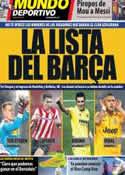 Portada Mundo Deportivo del 7 de Marzo de 2014