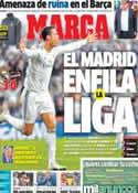 Portada diario Marca del 10 de Marzo de 2014